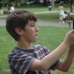 Age 12 - Boston Public Garden
