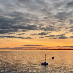 sailboat sunset 2021