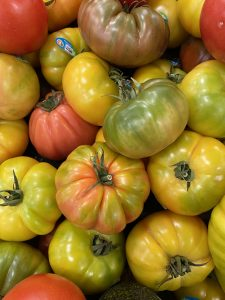 tomatoes 2021